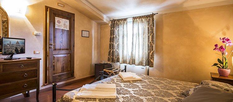 Camera Matrimoniale Per Uso Singolo.Camera Doppia Per Uso Singolo Antica Pieve B B In Tuscany