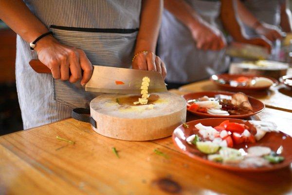 Lezioni di Cucina – Antica Pieve B&B in Tuscany